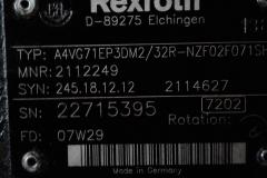 Rexroth A4VG71