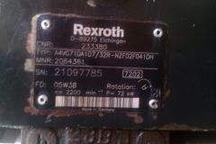 Rexroth насос