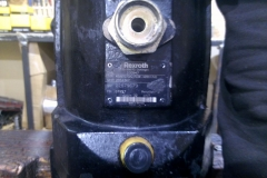 Гидромотор регулируемый Rexroth A6VM107