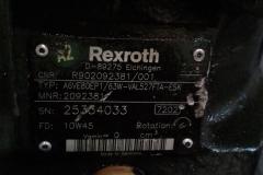rexroth A6VE80 гидромотор