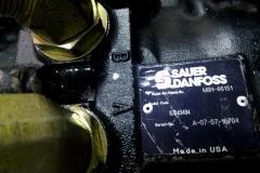 Sauer Danfoss гидромотор