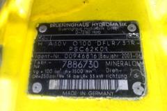 Гідронасос Brueninghaus Hydromatik A10VO100