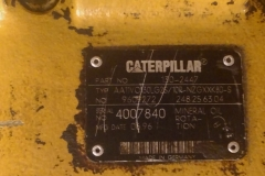Caterpillar A11VO130