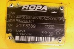 гидронасос Ropa A4VG250