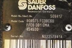 Гидронасос Sauer Danfoss 90R075
